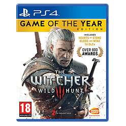 The Witcher 3 Game of the Year Edition (PS4/Xbox One) £17.99 Delivered @ GAME (Amazon Matched)