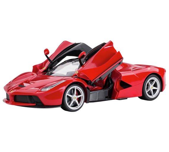 Rastar La Ferrari Light and Door Radio Controlled Car £19.99 Argos