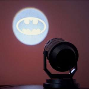 Sale on at findmeagift.co.uk! Batman Bat Signal Project Light now £13.99  (+£2.99 delivery)