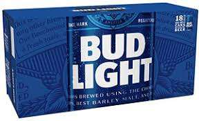 Bud Light 18x440ml cans £7.80 instore @ Tesco - merthyr tydfil