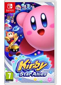 Kirby Star Allies (Nintendo Switch) £39.84 Delivered @ Base