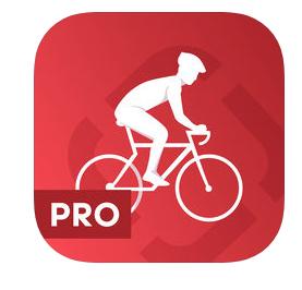 Runtastic Road Bike GPS PRO free on ios. Was £3.99