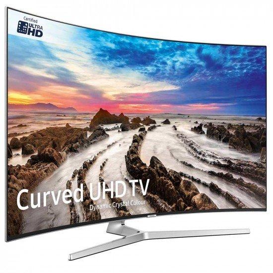 """SAMSUNG UE65MU9000 65"""" HDR CURVED 4K TV £999.95 @ Krishav"""