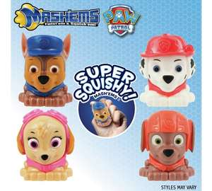 PAW Patrol Mash'ems 4 Pack £3.49 at Argos
