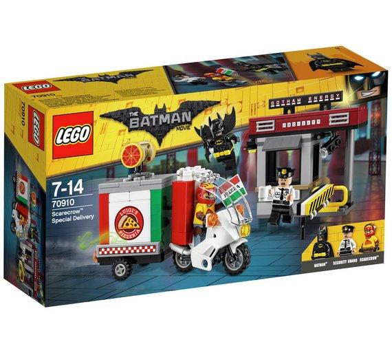 Lego DC Comics Batman 70910 scarecrow special delivery £11.99 @ Argos