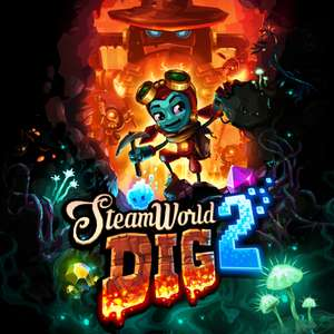 SteamWorld Dig 2 Nintendo Switch eStore 25% off £11.24 @ Nintendo
