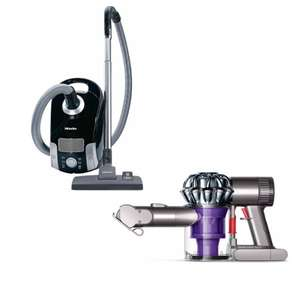 Co-op electrical Member deals - E.G -Dyson V6 Trigger Pro Handheld Vac £114.99 / Miele Compact PowerLine C1 £109.99 - See OP for more