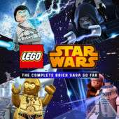 Lego Star Wars The Complete Brick Saga (So far!) £4.99 digital copy @ iTunes store