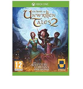 Book of Unwritten Tales 2 , Xbox / PS4 , for £9.99 @ Game / @ Amazon Prime