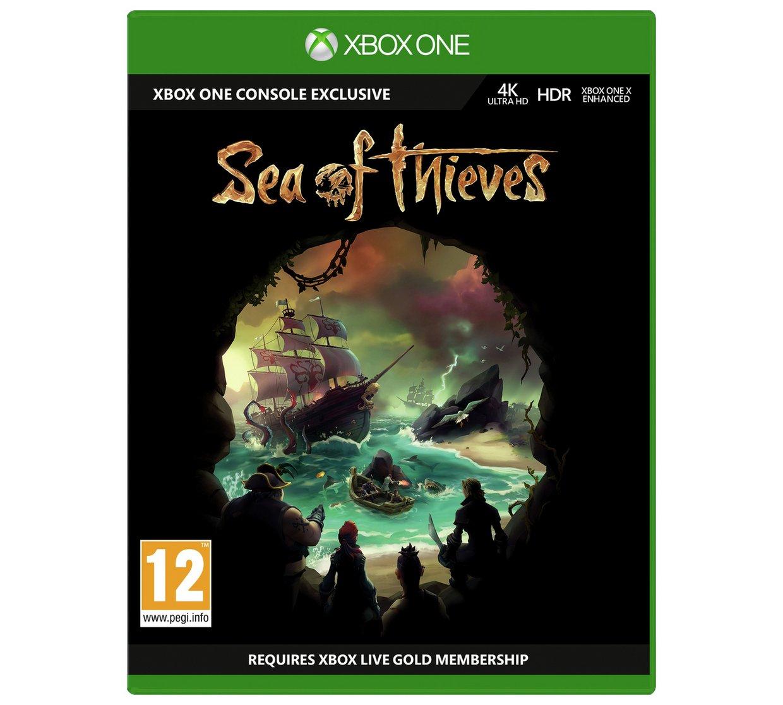 Sea of Thieves £40.99 @ Argos online + 20% Topcashback