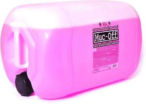 Muc off bike cleaner 25L at tredz £63.99 with code