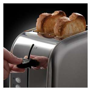 Toaster £9.97 (+£2 C&C or £3.50 Delivery) @ John lewis