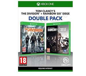 Tom Clancy's The Division + Rainbow Six Siege Double Pack , Xbox / PS4 , £26.85 delivered @ Base