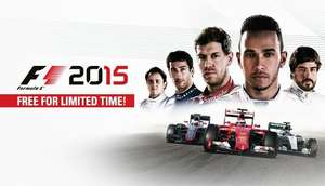 F1 2015 (Steam) Free @ Humble Store