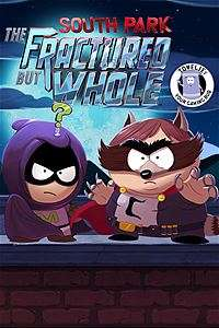 South Park THE FRACTURED BUT WHOLE GOLD EDITION - PC Digital - £30 (or £24 with 100 club points) @ Ubisoft