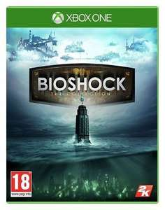BioShock: The Collection Microsoft XBox One Game - Argos on eBay £11.99