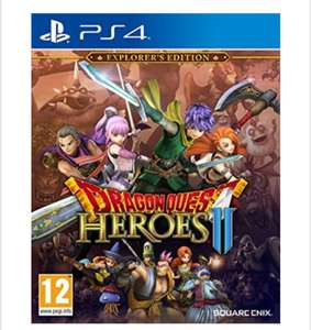 Dragon Quest Heroes II Explorer's Edition (PS4) , £15.85 @ base