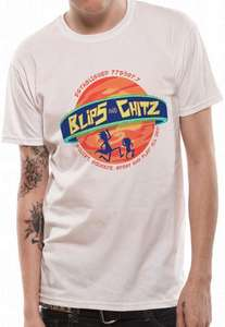 Rick and Morty – Blips and Chitz T-Shirt (XL and XXL) £4.50 @ Game