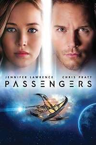 Passengers (2016) HD download  £4.99 @ Amazon