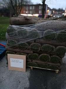 B&Q turf for free (Cricklewood store)