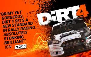 Dirt 4 £13.49 (PC / Steam) @ HumbleStore 10% extra off for Monthly Subscribers