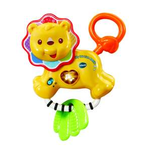 Vtech lion baby rattle and teether - £3 @ Wilko