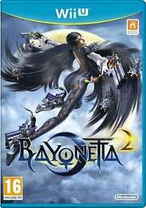 Bayonetta 2 (Wii U) £9.99 Delivered @ Argos via eBay