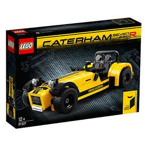 LEGO Caterham Seven - retired product - £74.99 @ John Lewis