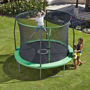 10ft Sportspower Pro Trampoline £89 / 8Ft £75 + £2.95 P&P @ Asda