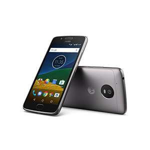 "Moto G5 (5"", Snapdragon 430, 3GB RAM, 16GB ROM) delivered @ Amazon (ES) - £109"