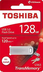 Toshiba THN-U363S1280E4 128GB U363 TransMemory USB 3.0 Flash Drive £29.36 after collecting 20% voucher @ amazon