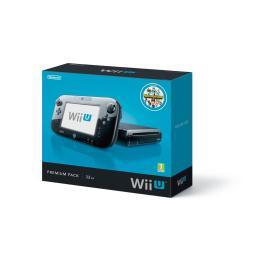 Wii U Console 32GB Black Preowned £94.99 @ Graingergames
