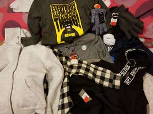 Primark- Various items from Boys section from 50p- some with further reductions rather than half price (Oldham)
