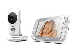 Motorola MBP48 5 inch Video Baby Monitor £59.99 amazon uk