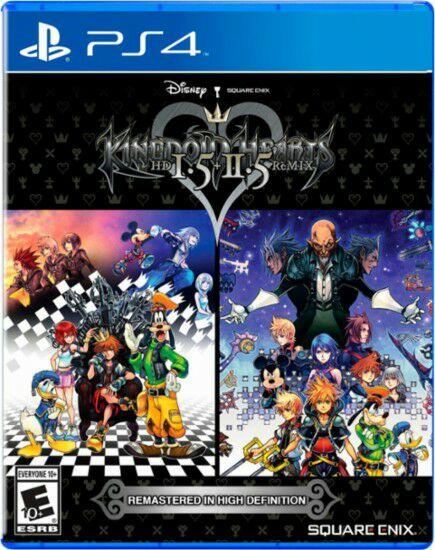 Kingdom Hearts 1.5 & 2.5 Remastered PS4 new £20.99 @ Argos
