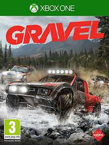 Gravel Xbox one/PS4 £29.99 @ Amazon