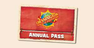 Chessington world of adventures £50 annual pass