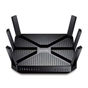TP-Link AC3200 Tri-Band Wireless Gigabit Cable Gaming Router - £99.98 @ Amazon