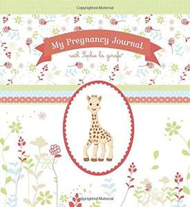 My Pregnancy Journal with Sophie la girafe for £3.74 (further discount / now 75% off) @ Amazon (free UK delivery for Prime, on book orders over £10 or orders over £20. Else +£2.99)
