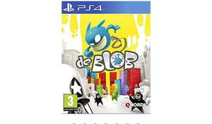 De blob , PS4 for £9.99 / £11.98 @ Amazon Prime/non Prime / Xbox for £13.49 @ Base