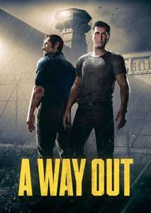 A way out pc £22.99 cdkeys, £22.50 origin with origin access @ CDKeys