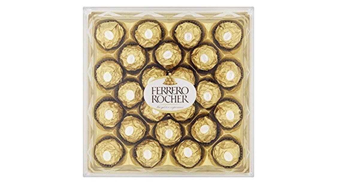 Ferrero Rocher, 300g (Pack of 3) £13.99 (Prime) £17.74 (Non Prime) @ Amazon