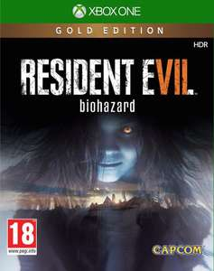 [Xbox One] Resident Evil 7 Gold Edition - £19.50 - Coolshop
