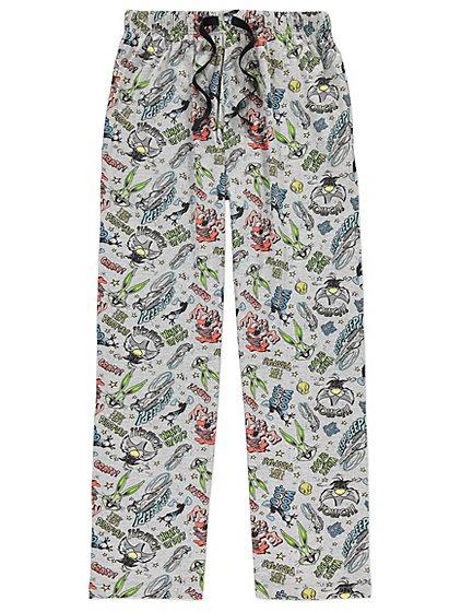 Looney Tunes men's lounge pants M,L £5 @ Asda