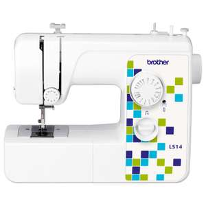 Brother LS14 sewing machine - £63.20 delivered - 20% off some sewing machines at John Lewis