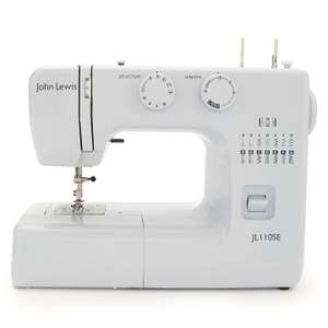 John Lewis sewing machine JL110 20% off - £87.20 delivered