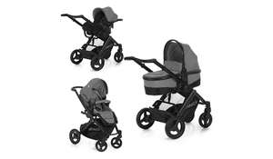 EARLY BIRD baby event now on* LESS than 1\2 price,Hauck maxan 4 plus Trio Set stone OR sand £299 was £699 @ Asda