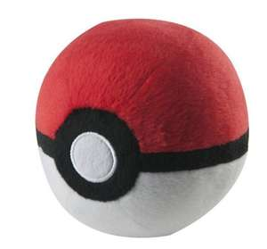Pokeball plush - £2.98 instore @ Toys r Us
