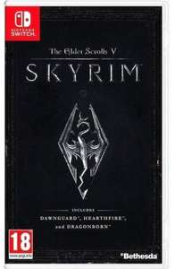 The Elder Scrolls V: Skyrim Nintendo Switch @ Ebay-waelectronics10 - £32.99