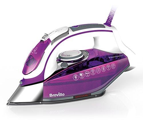 Breville Press Xpress Steam Iron £19.99 prime / £24.74 non prime @ Amazon